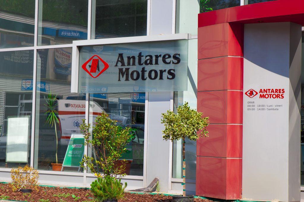 Antares Motors 6