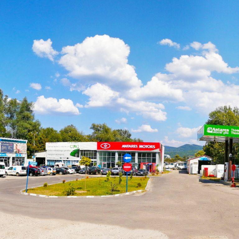 Curtea Antares Motors Ramnicu Valcea