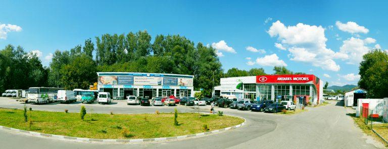 Curtea Antares Motors Ramnicu Valcea 3