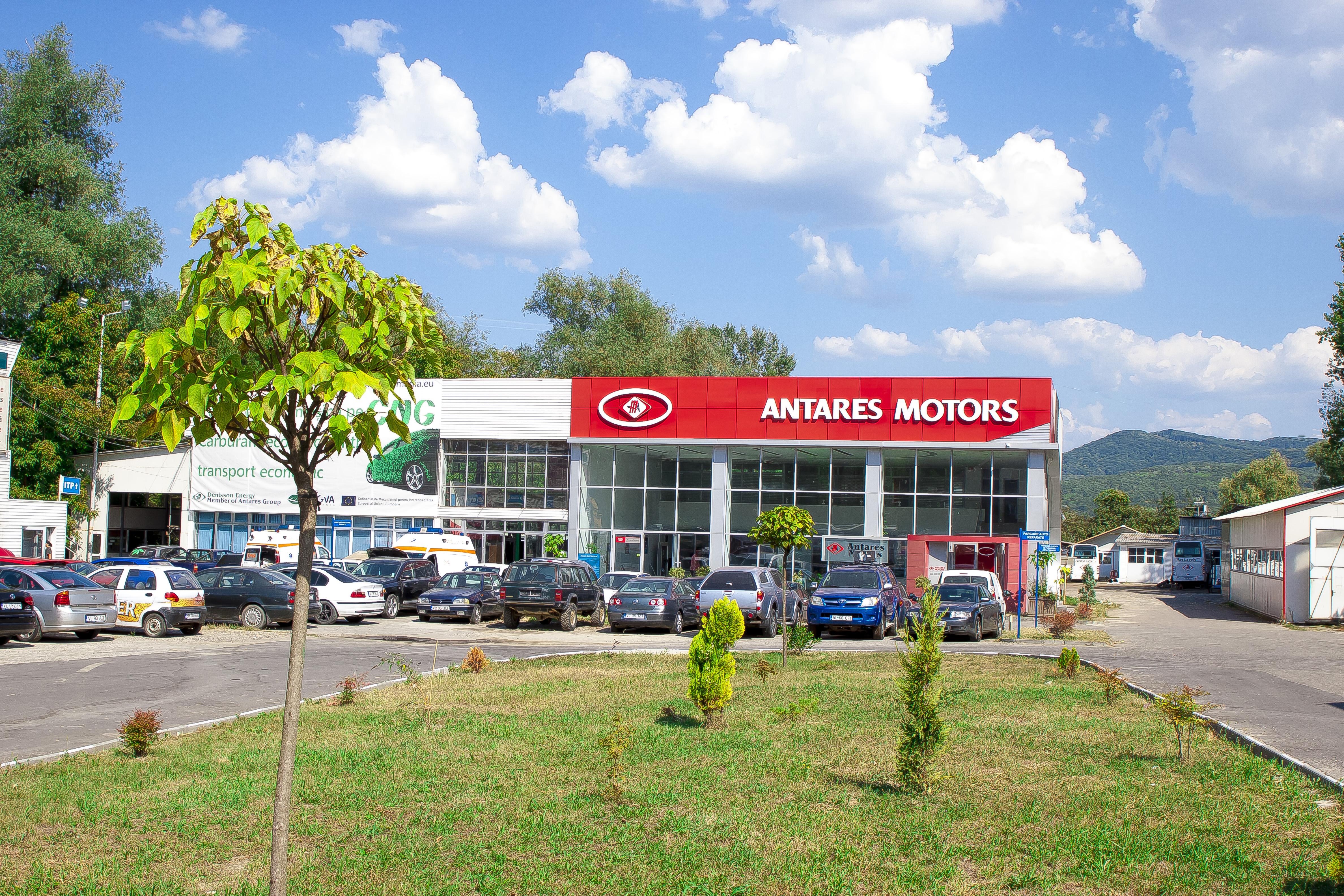 Curtea Antares Motors 4