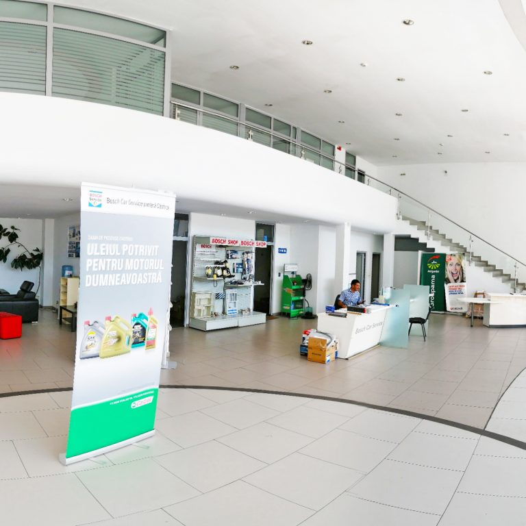 Interior Antares Motors 3