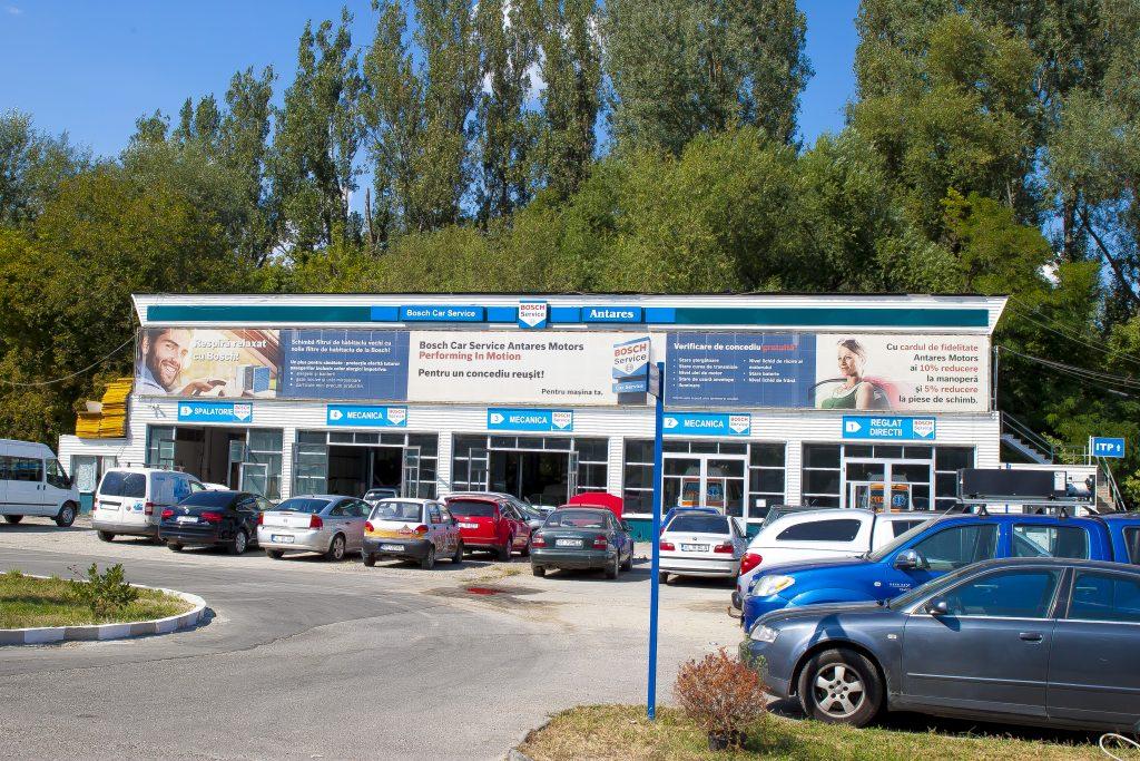 Service auto Antares Motors