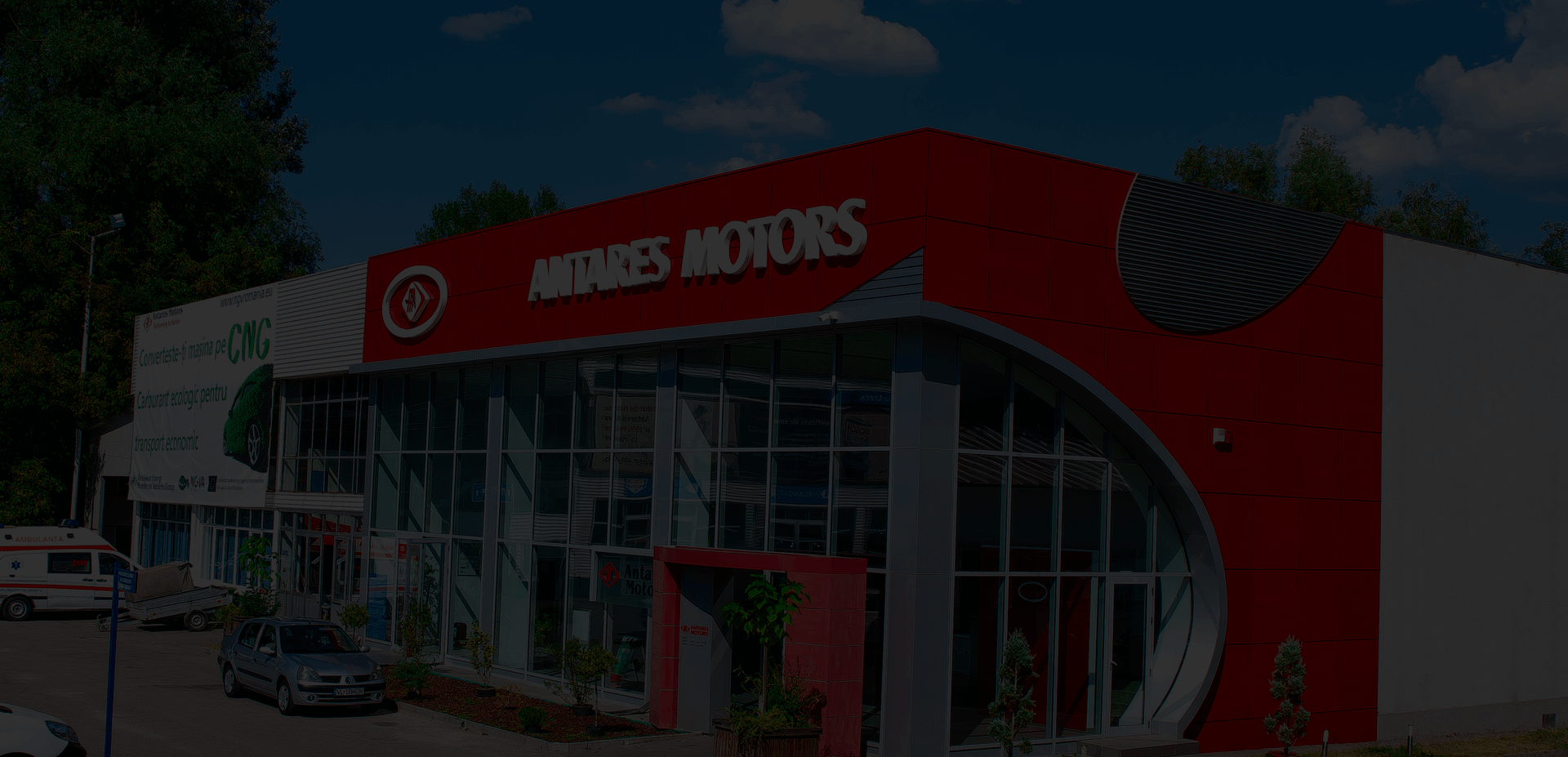 background sediu Antares Motoros